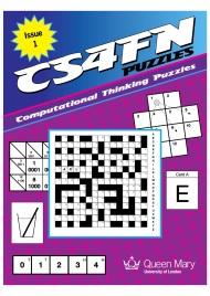 Puzzle book 1 cover