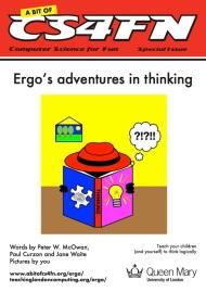 Ergo's adventures in thinking cover